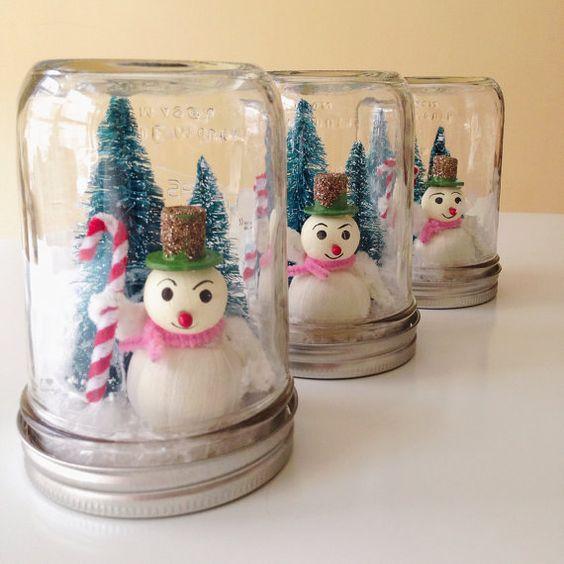 Jars, Mason Jar Christmas And Masons On Pinterest
