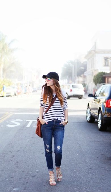 Casual and cute #hats