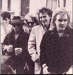 """31 years since pop and rock acts across the UK came together to record """"Do They Know It's Christmas"""" as Band-Aid http://duran.io/1NPhZyU"""