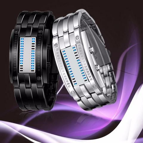 Montre LED Futurist