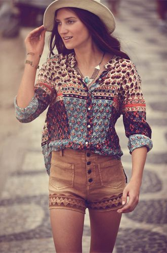 Bohemian clothing online