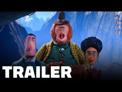 Missing Link Trailer 1 2019 Hugh Jackman Zoe Saldana