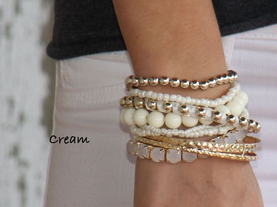 Stackable Boho Vibe Bracelet