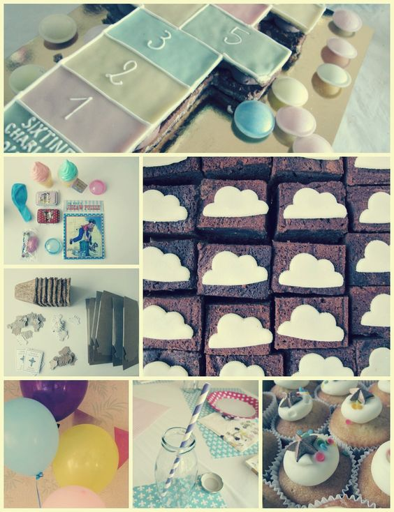 Party ideas/Christening ideas/Party favors/Birthday ideas!