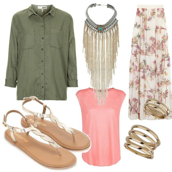 Boho by trendhelden on InStyle