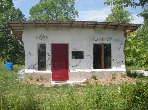 From the Dacha Project- artistic accents in the plaster