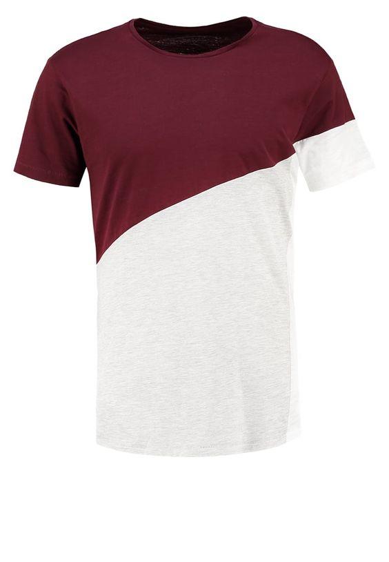 Cortefiel T-Shirt print - wales für 25,95 € (10.09.16) versandkostenfrei bei Zalando bestellen.