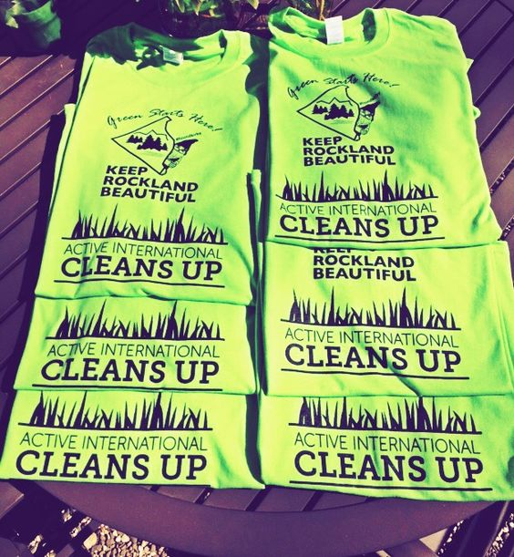 Great American Clean Up - Keep Rockland Beautiful