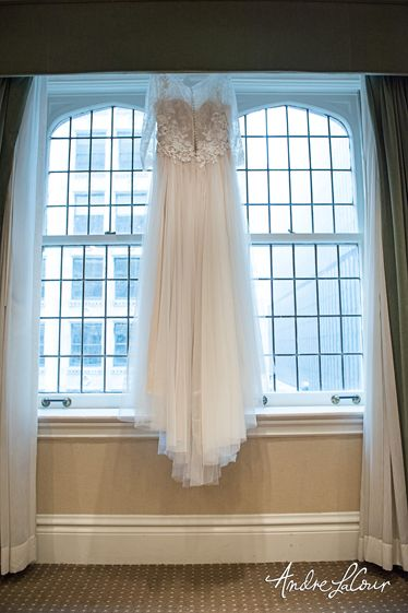 Wedding Dress | Andre LaCour Photography