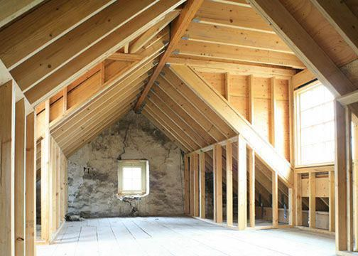 Four Attic Renovation Ideas To Give New Life To Unused Space Attic Renovation House Attic Remodel
