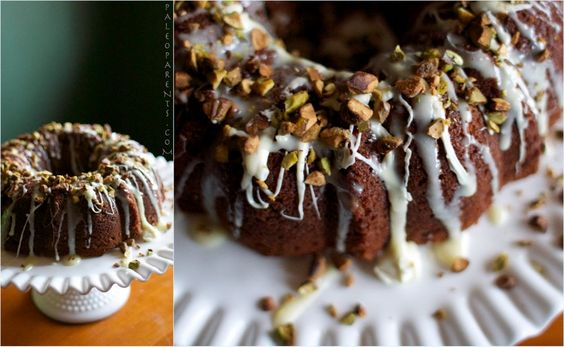 Holiday Bundt Cake from Paleo Parents