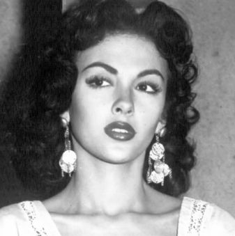 | Rita Moreno.  A lovely woman who I had the pleasure of meeting once.  She was extremely gracious and down to earth