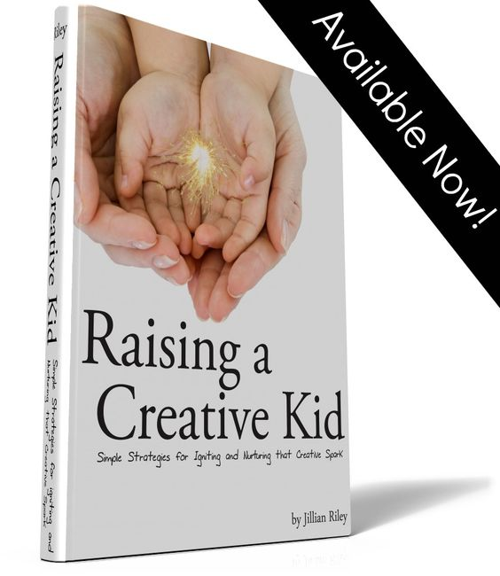 Raising a Creative Kid eBook and a GIVEAWAY!