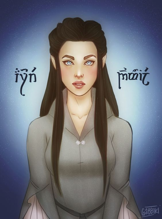 Arwen princess of Starlight