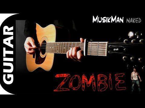 Zombie The Cranberries Musikman Iaked Youtube In 2020 Guitar Cool Guitar Songs