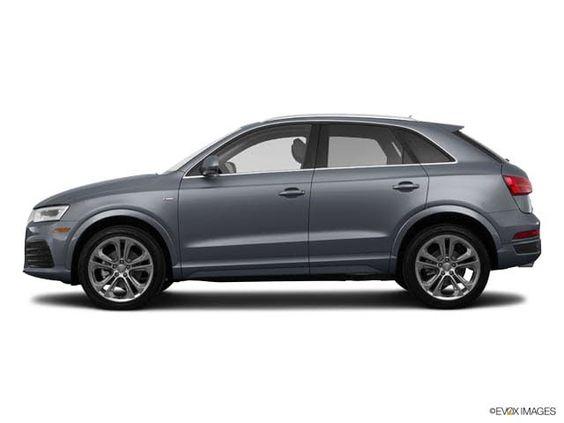 2016 Audi Q3 2 0t Premium Plus Fwd 26 483 Used Audi Audi For Sale Audi