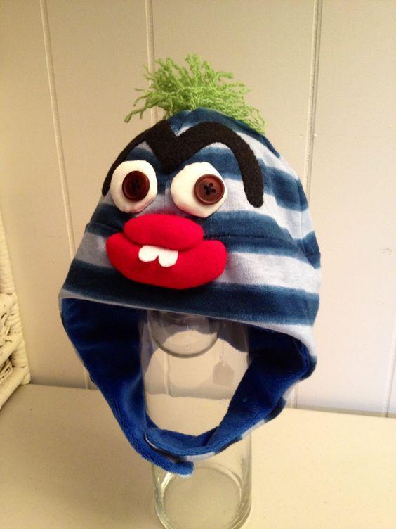 Hand made winter hat