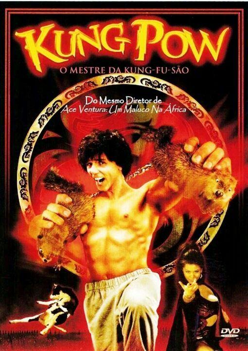 Kung Pow O Mestre Da Kung Fusao Kung Fusao Kung Fu O Mestre