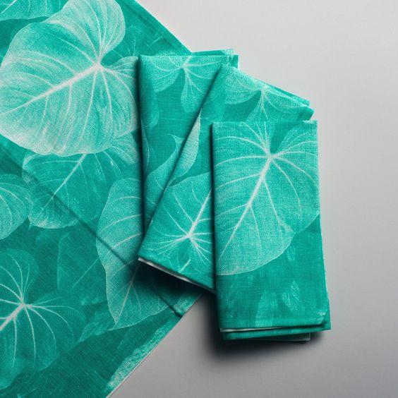 Jungle Leaf (Set of Four)