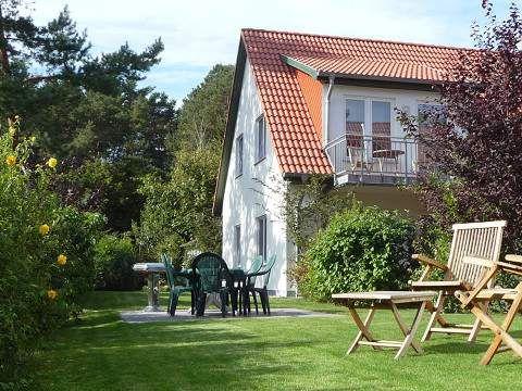 Urlaub auf Usedom: Steinbock-Ferienwohnungen im Seebad Loddin.