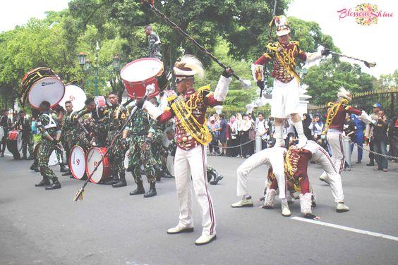 Parade Polisi Akademi 1