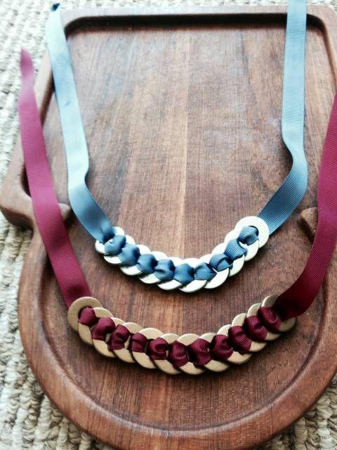 DIY : Bijoux avec des rondelles acier (2) - Le blog de mes loisirs