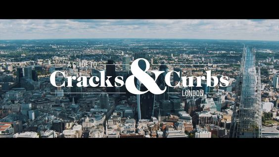 A Guide to Cracks & Curbs: London