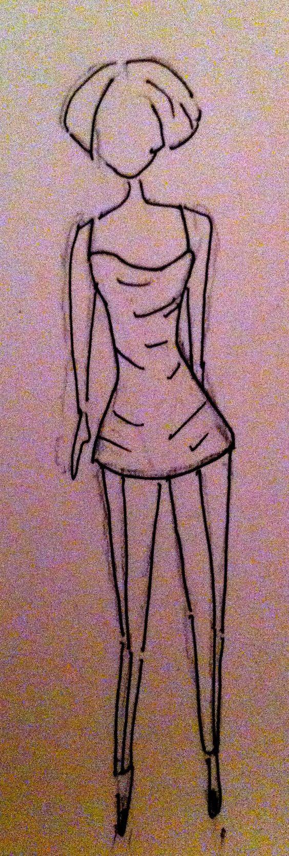 Ideal para chicas con curvas, es decir, con cadera y algo culonas : )