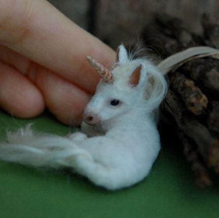 Freebie One With A Purchase Wonderful Baby Unicorn Pretty