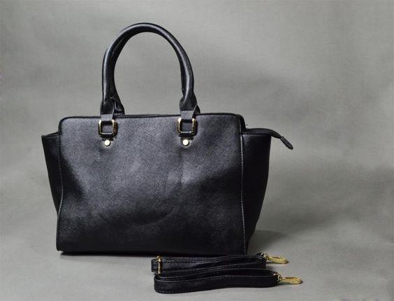Stabile edle Handtasche