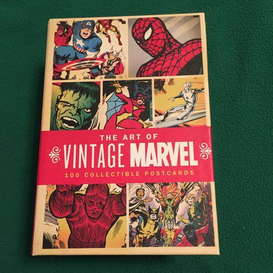 Art Of Vintage Marvel 47