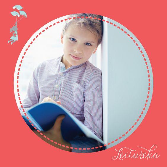 ¡Todo momento es bueno para leer! anima a tus hijos para que lean en casa #lectureka #lecturainfantil