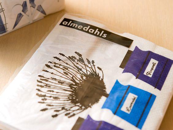 【楽天市場】Almedahls/アルメダールス ペーパーナプキン 20枚入り 《スウェーデン》《北欧雑貨》(70499)<ハーブポット>:La Vita ラ・ヴィータ