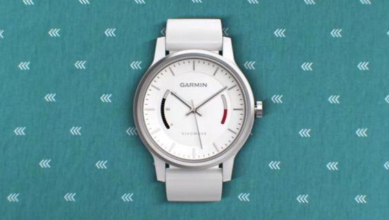 Analog Görünümlü Akıllı Saat: Garmin Vivomove