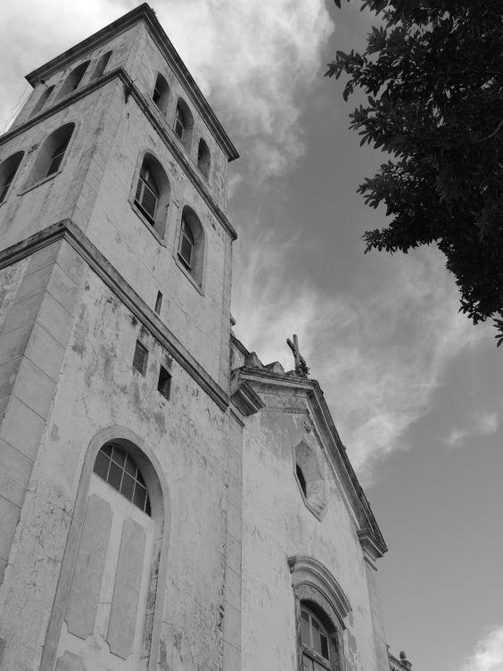 Igreja matriz - Garopaba/SC
