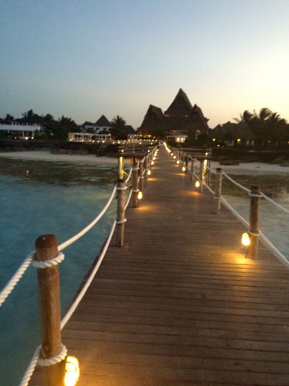 Lovely place! Essque Zalu Zanzibar!  Nungwi