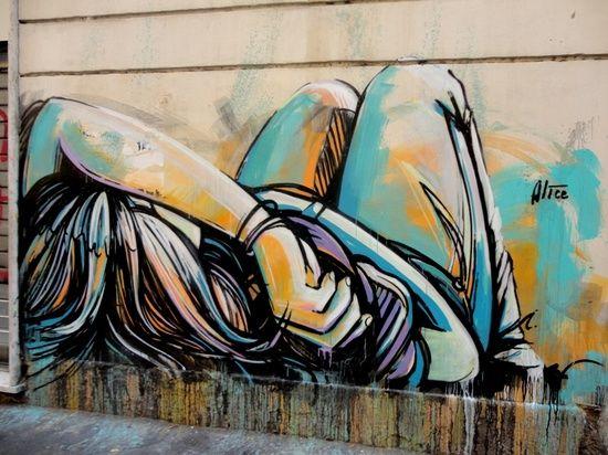 kcomekarolina: testaccio, rome, italy, street art,