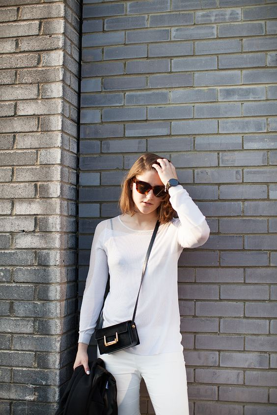 Golden Hour | Girl a la Mode