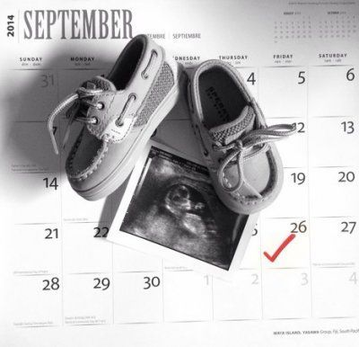 anunciar a data do nascimento e anunciar gravidez ao pai