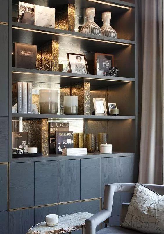 40 Inspiring Display Shelf Ideas To