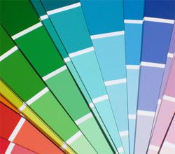 Having trouble picking a paint color for you Casas De Leon home? The possibilities are endless!