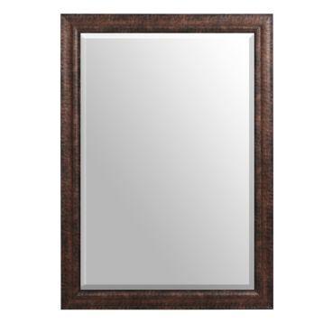 Tortoise Framed Mirror, 30x42 in. | Kirklands