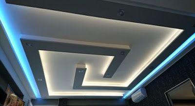 Latest 60 Modern False Ceiling Designs Gypsum Board Ceiling Designs For Living Rooms 2019 False Ceiling Design Gypsum Ceiling Design Ceiling Design Living Room