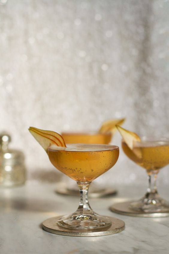 The Golden Night Cocktail   Recipe   Glasses, The glass ...