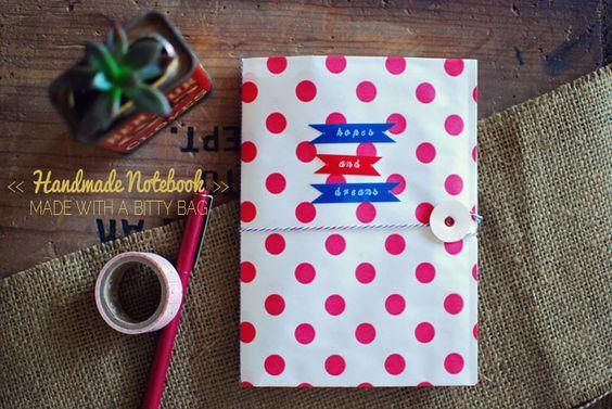 DIY journal - love this!!