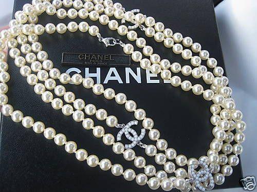 Chanel, chanel, chanel