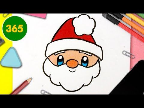 Comment Dessiner Père Noël Kawaii étape Par étape Dessins Kawaii Facile Youtube Papa Noel Dessin Dessin Kawaii Dessin De Noel Facile