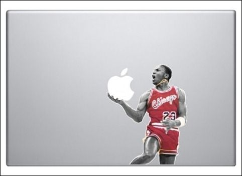 25+ Minimalistic Macbook Decals that are Really Cool - designrouge.com