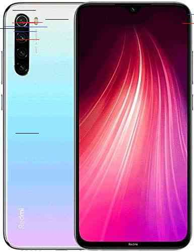 Xiaomi Redmi Note 8 32gb 3gb Ram 6 3 Fhd Display Snapdragon 665 Dual Sim Factory Unlocked Global Version Moonlight White Saso Best
