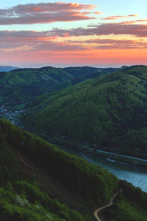 stayfr-sh:  Sonnenuntergang